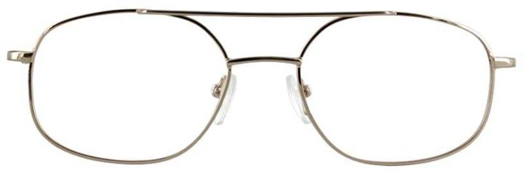 Prescription Glasses Model IVY-GOLD-FRONT