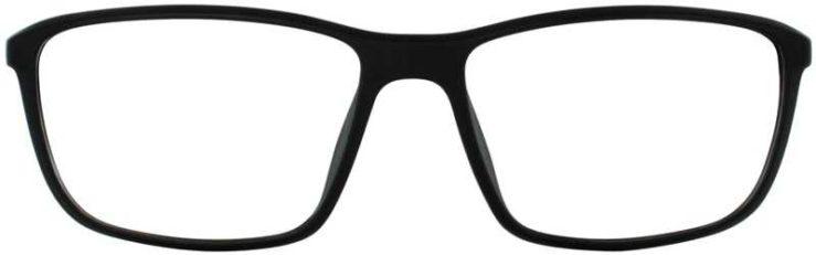 Prescription Glasses Model MARCUS-BLACK-FRONT