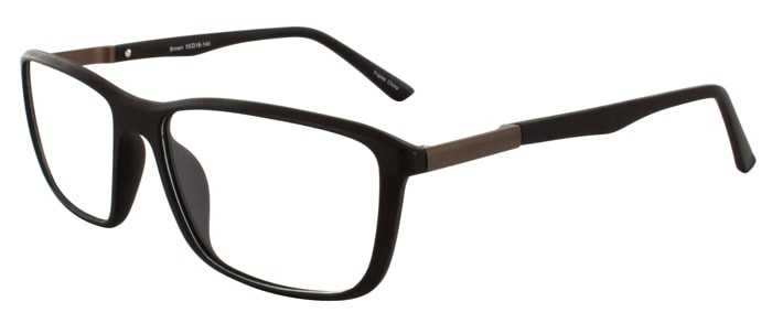 Prescription Glasses Model MARCUS-BROWN-45