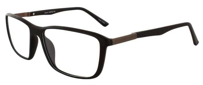 Prescription Glasses Model MARCUS-BROWN-45