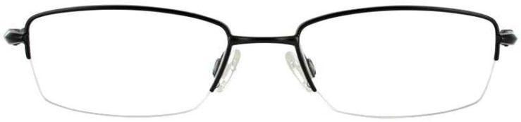 Oakley Prescription Glasses Model SCULPT 6.0-PEWTER-FRONT
