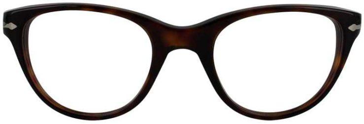 Persol Prescription Glasses Model 3036-V-24-FRONT