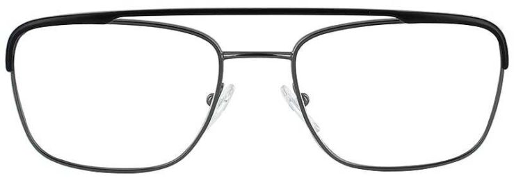 Prada Prescription Glasses Model VPR58Q-1BO-101-FRONT