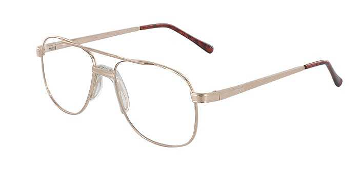 Prescription Glasses Model PT55-GOLD-45