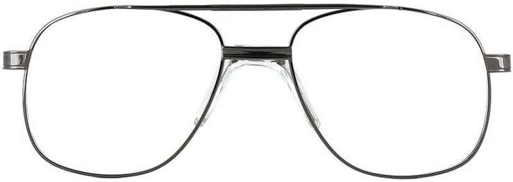 Prescription Glasses Model PT55-GUNMETAL-FRONT