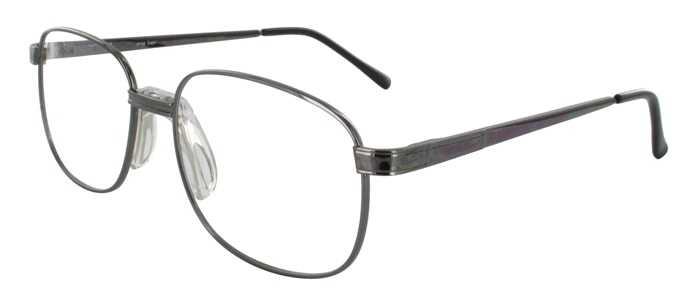 Prescription Glasses Model PT56-GUNMETAL-45