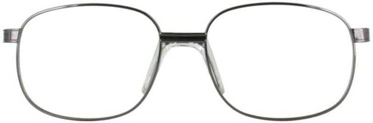 Prescription Glasses Model PT56-GUNMETAL-FRONT