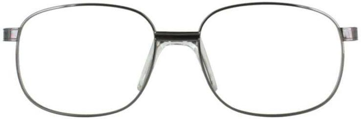 Prescription Glasses Model PT56-GUNMETAL-FRONT