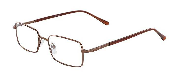 Prescription Glasses Model PT63-COFFEE-45