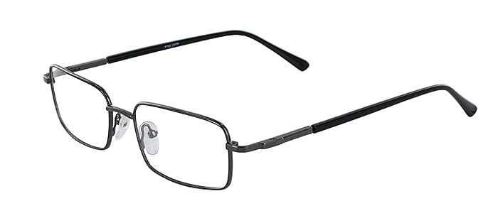 Prescription Glasses Model PT63-GUNMETAL-45