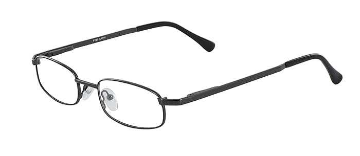 Prescription Glasses Model PT66-GUNMETAL-45