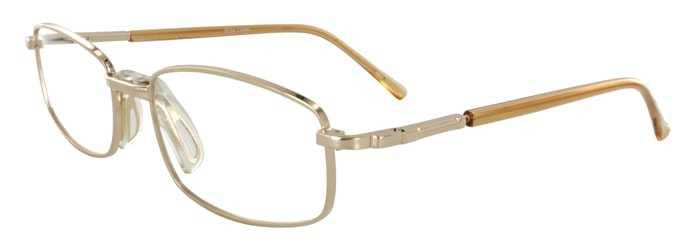 Prescription Glasses Model PT68-GOLD-45