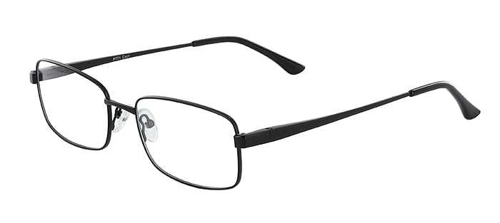 Prescription Glasses Model PT71-BLACK-45