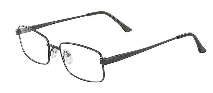 Prescription Glasses Model PT71-GUNMETAL-45