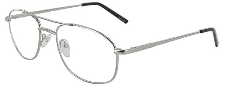 Prescription Glasses Model PT75-SILVER-45