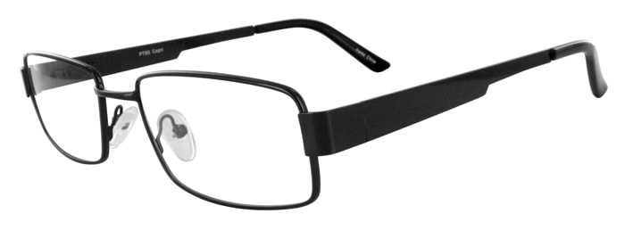 Prescription Glasses Model PT85-BLACK-45