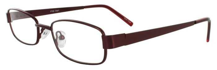 Prescription Glasses Model PT86-BURGUNGY-45