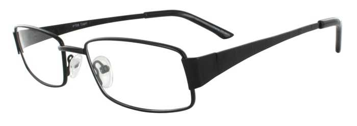 Prescription Glasses Model PT88-BLACK-45
