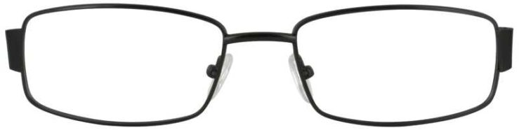 Prescription Glasses Model PT88-BLACK-FRONT
