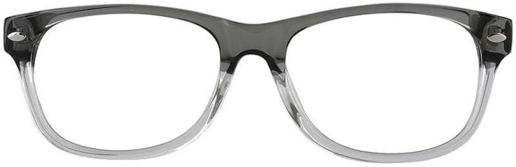 Prescription Glasses Model RAD09-GREY-FRONT