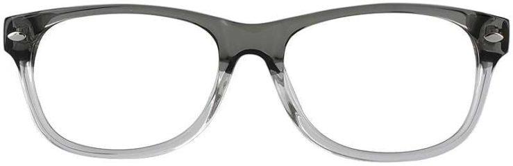 Prescription Glasses Model RAD09-GREY-FRONT