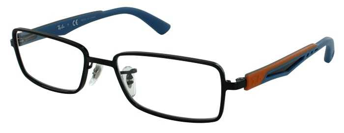 Ray-Ban Prescription Glasses Model RB6250-2509-45
