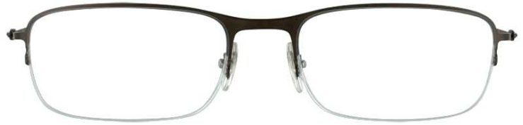 Ray-Ban Prescription Glasses Model RB8714-1157-FRONT