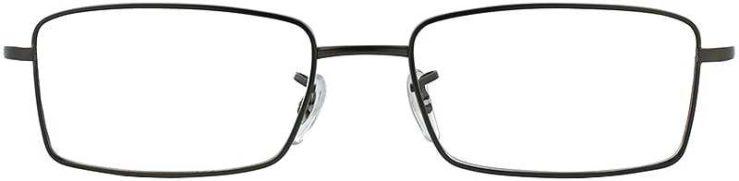 Ray-Ban Prescription Glasses Model RB8705-GUNMETAL-FRONT