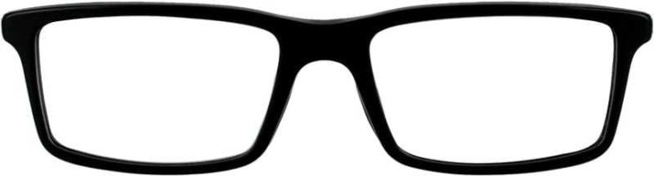 Ray-Ban Prescription Glasses Model RB5269F-2000-FRONT