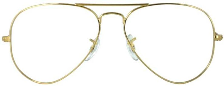 Ray-Ban Prescription Glasses Model RB6049-2500-FRONT