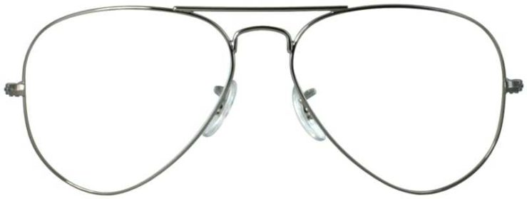 Ray-Ban Prescription Glasses Model RB6049-2502-FRONT