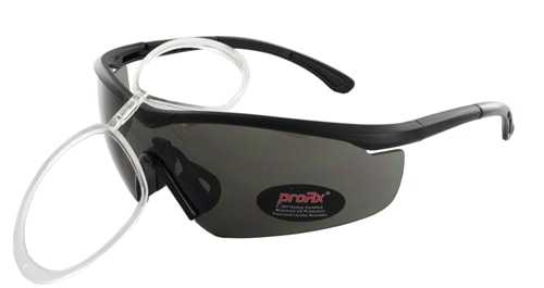 Prescription Glasses Model RIDE91195-BLACK-BLACK-45