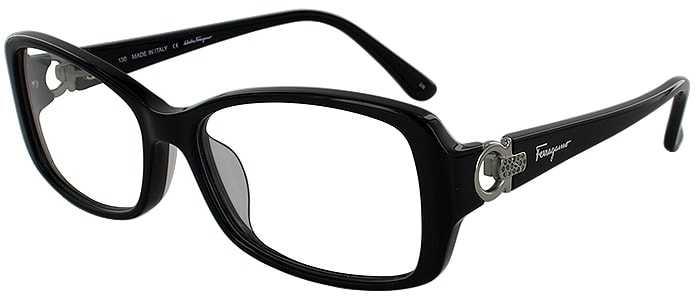 Salvatore Ferragmo Prescription Glasses Model SF2610R-001-45