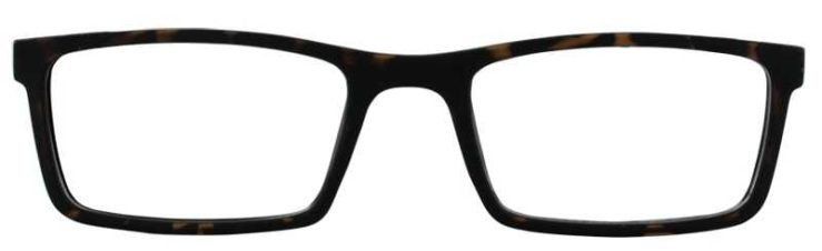 Prescription Glasses Model SCHOLAR-TORTOISE-FRONT