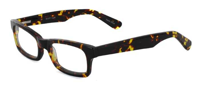 Prescription Glasses Model SCOTT-TORTOISE-45