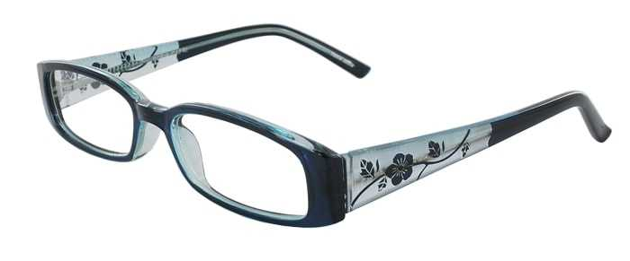 Prescription Glasses Model SOFIA-BLUE-45