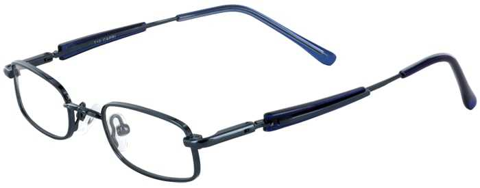 Prescription Glasses Model T10-BLUE-45