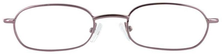 Prescription Glasses Model T11-PINK-FRONT