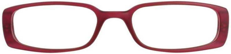 Prescription Glasses Model T2-PINK-FRONT