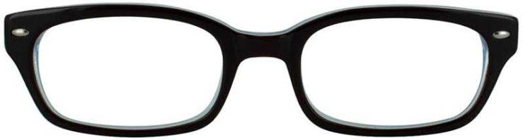 Prescription Glasses Model T20-BROWN-FRONT