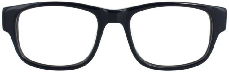 Prescription Glasses Model T24-BLUE-FRONT