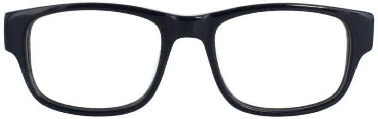 Prescription Glasses Model T24-BLUE-FRONT