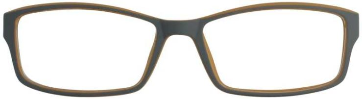 Prescription Glasses Model T30-GREY-FRONT