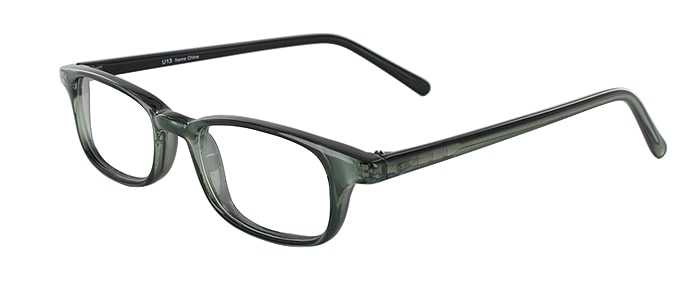 Prescription Glasses Model U13-GREY-45