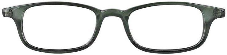 Prescription Glasses Model U13-GREY-FRONT