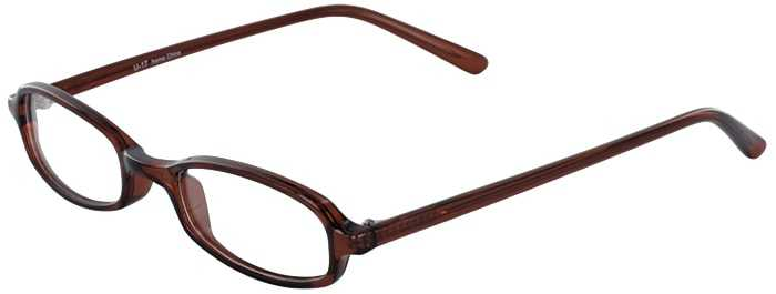 Prescription Glasses Model U17-BROWN-45