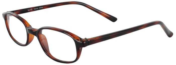 Prescription Glasses Model U19-TORTOISE-45