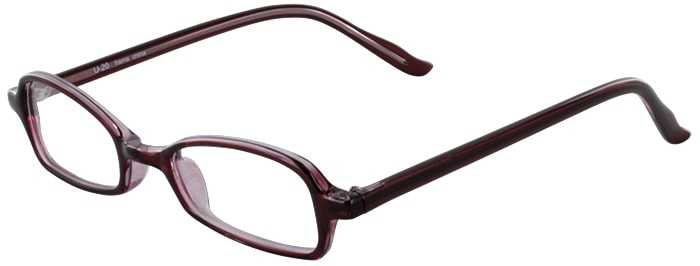 Prescription Glasses Model U20-ROSE-45