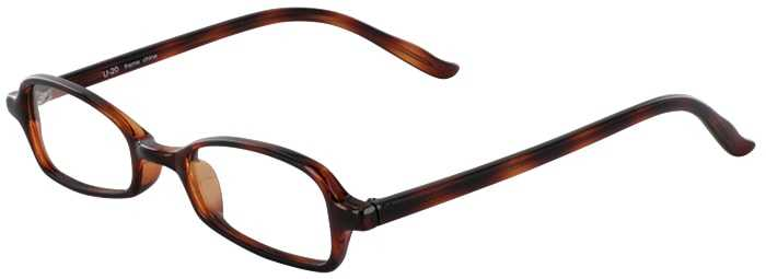 Prescription Glasses Model U20-TORTOISE-45
