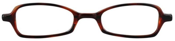Prescription Glasses Model U20-TORTOISE-FRONT